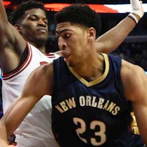 Through The Lens: Pelicans vs. Bulls