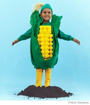 Corn on the Cob Costume