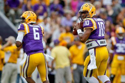 Will LSU's QB dilemma get Les Miles in trouble?