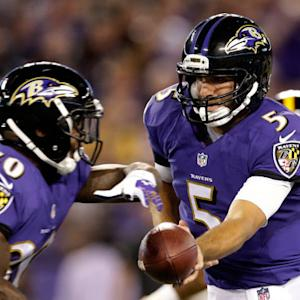 Baltimore Ravens' rebound performance