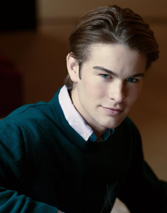 Preppy school boy Nate had us all drooling in series one.