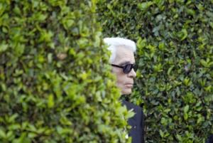 Karl Lagerfeld: Chanel designer moves into movies (AP)