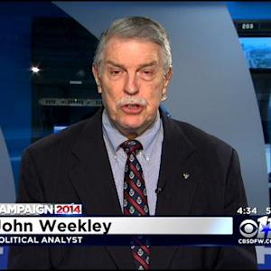 CBS 11 Political Expert Analyzes Primary Election Results