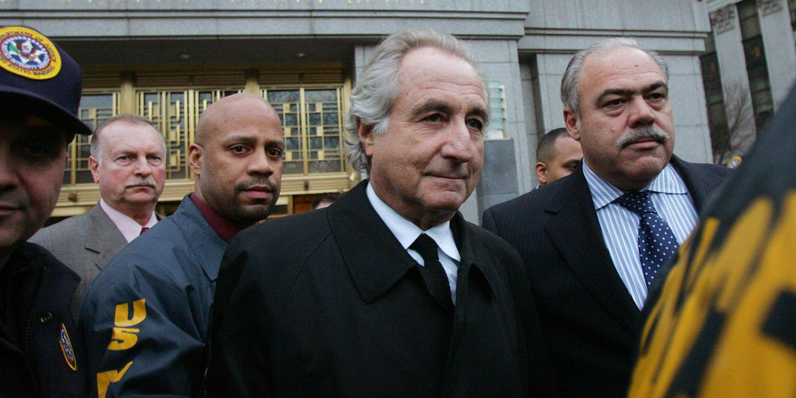 Bernie Madoff Continues to Be a Greedy Bastard in Prison