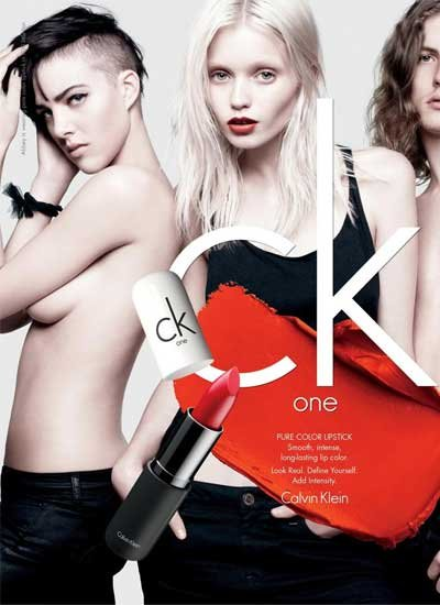 Have You Seen Calvin Klein's Brand New Makeup Line That Launches Today? It's Incredible!