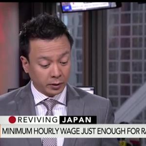 Japan's Minimum Wage Is Just Enough for a Bowl of Ramen