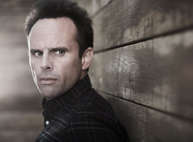 "Walton Goggins  stars as Boyd Crowder in ""Justified."""