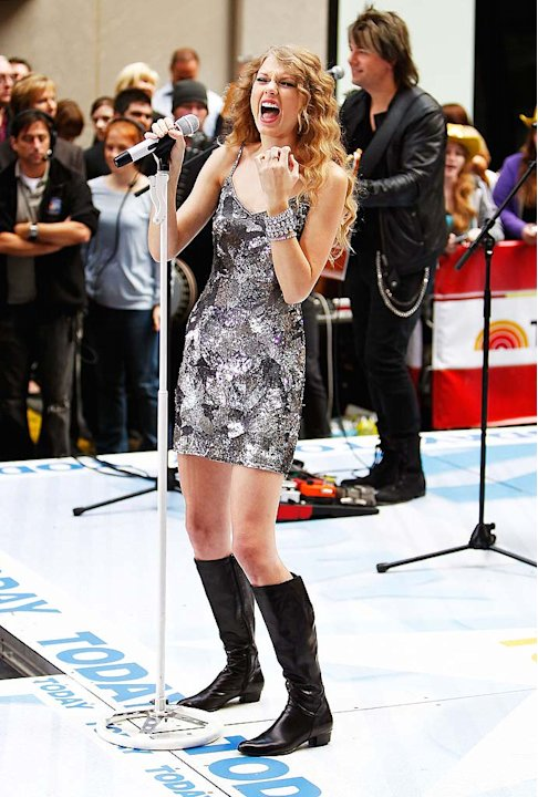 Swift Taylor Today Show