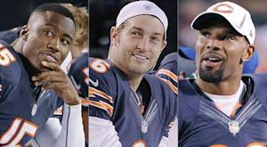 Offense will have to carry Bears in 2012