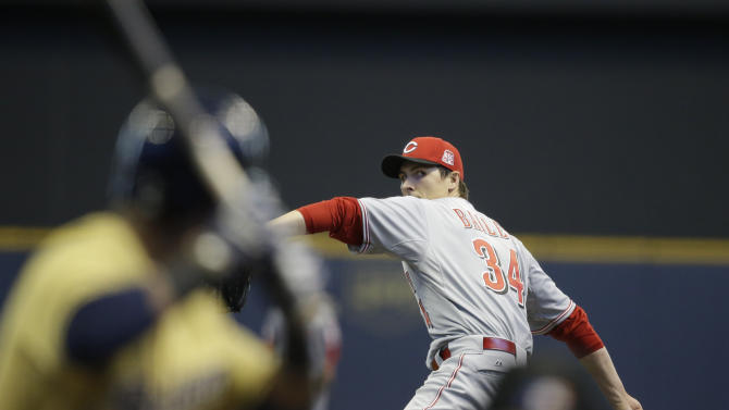 Reds put Homer Bailey on disabled list with sprained elbow