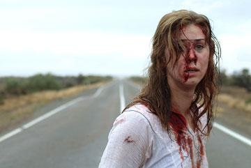 Kestie Morassi in The Weinstein Company's Wolf Creek