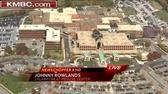 Part of south KC hospital evacuated after fire