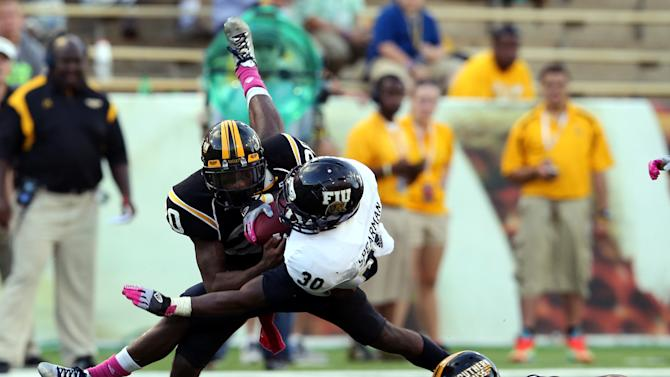 NCAA Football: Florida International at Southern Mississippi