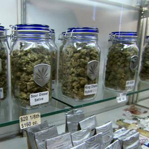 Pot sales begin in Washington, but supplies are short