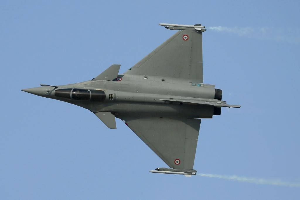 Progress in Rafale jet talks with UAE, France says
