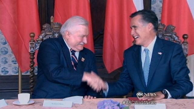 Mitt Romney: Fallout Continues in Poland