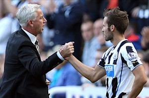 Alan Pardew revels in performance of 'class act' Cabaye