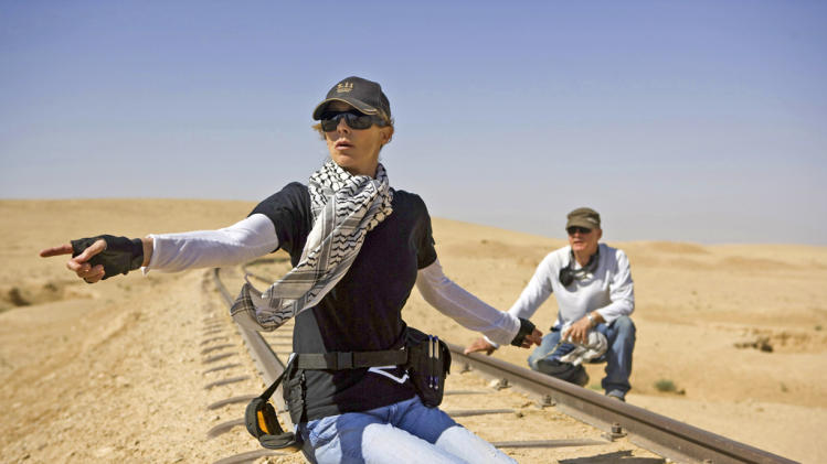 Director Kathryn Bigelow The Hurt Locker Production Stills Summit 2009