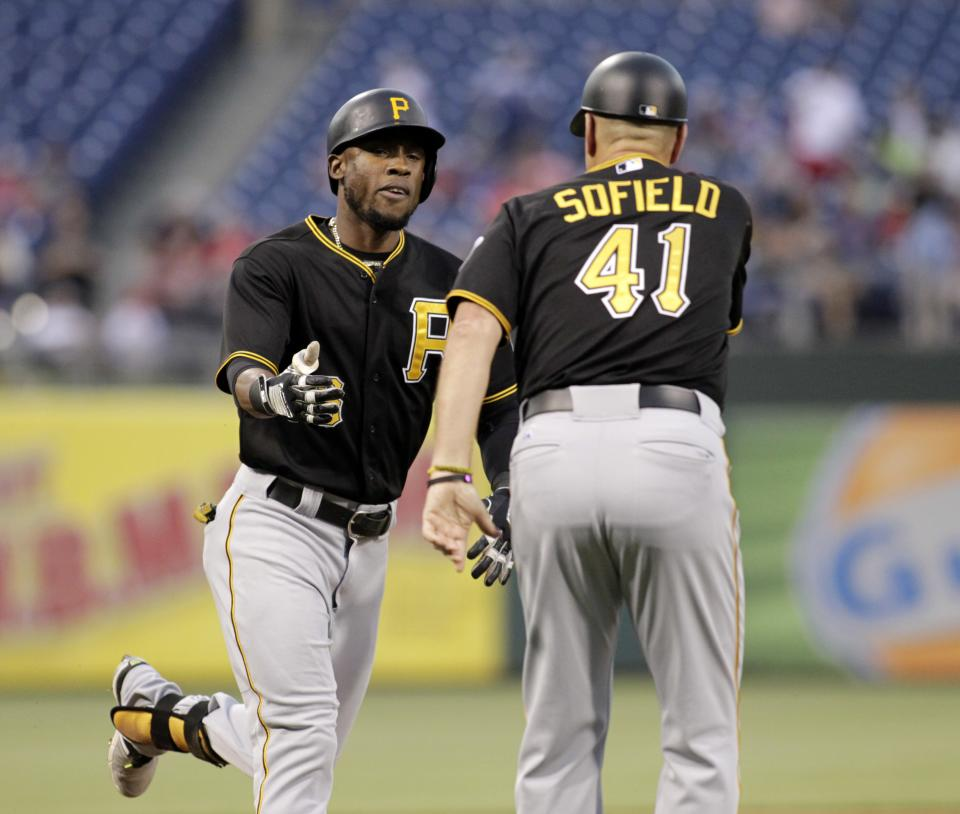 Cole helps Pirates edge Phillies 4-3