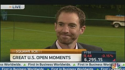 Great Moments at the US Open