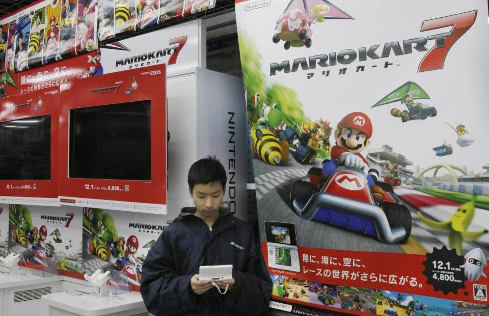 Summary Box: Nintendo loss; strong yen, weak sales