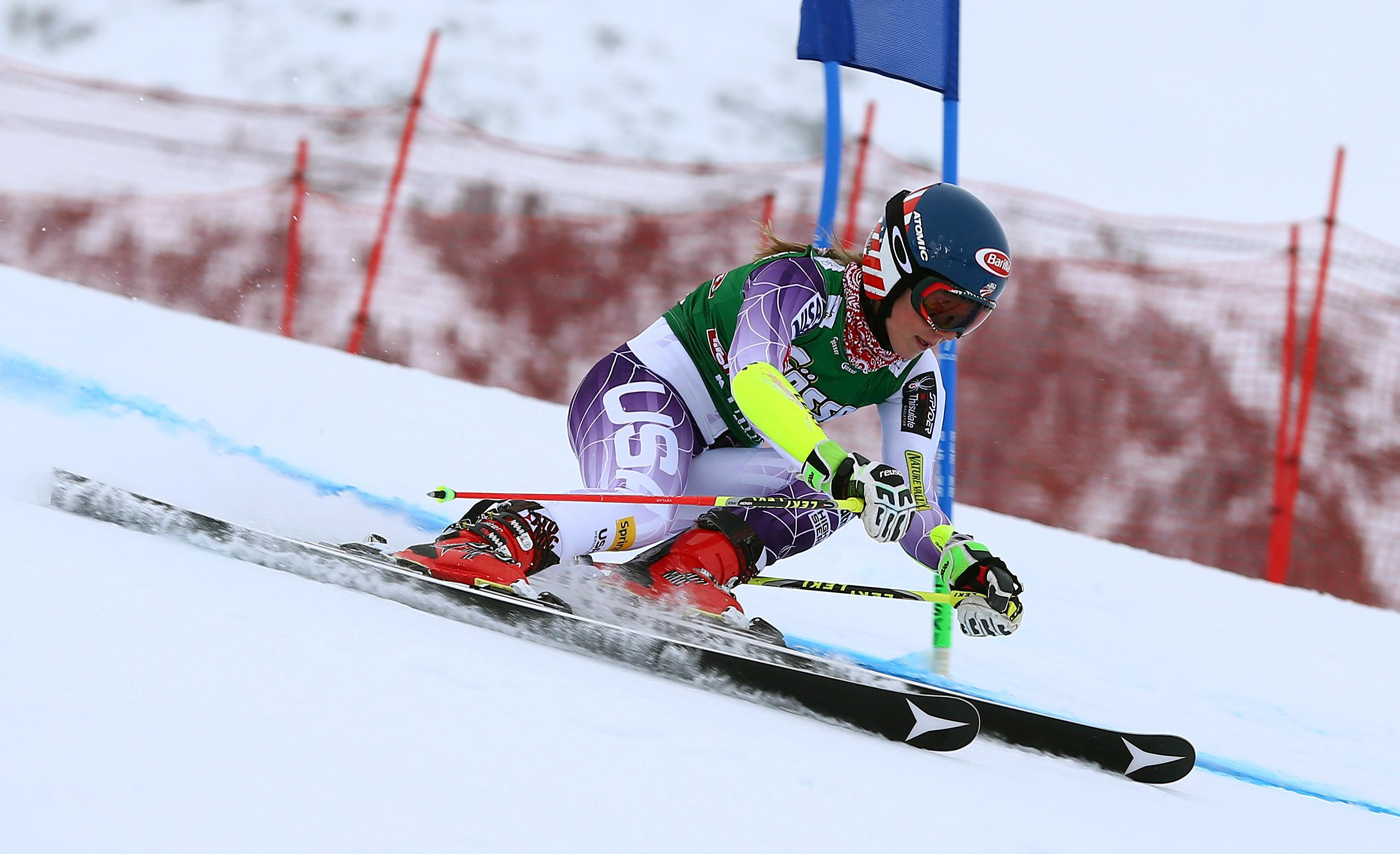 Swedish skier Hector takes GS for 1st career win