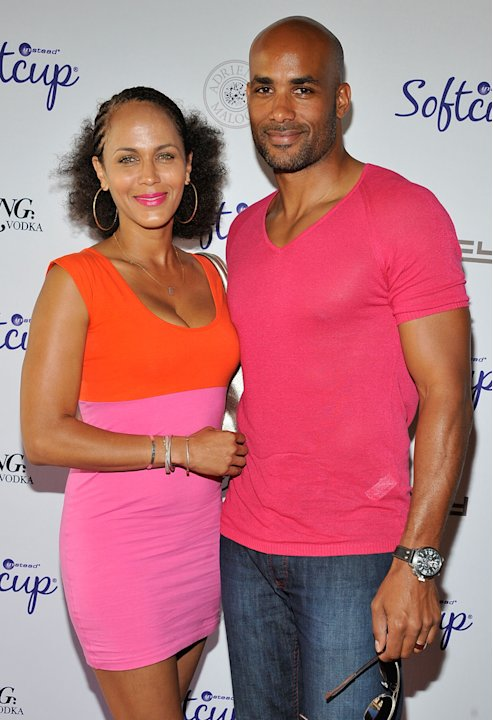Nicole Ari Parker, Boris Kodjoe