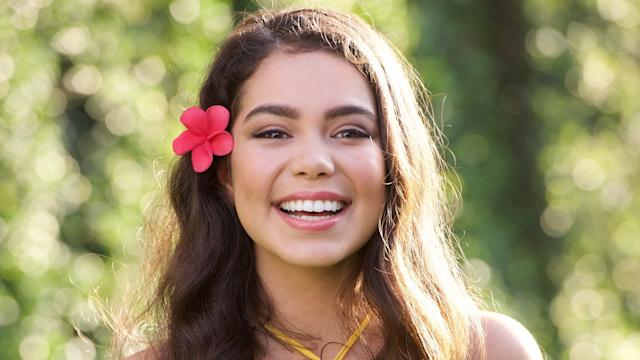 Meet Auli'i Cravalho, the 16-Year-Old Voice of Moana