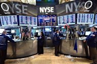 View of the New York Stock Exchange. Financial markets will be waiting with bated breath to see if the European Central Bank announces any new policy moves next week, but analysts warned they could be disappointed