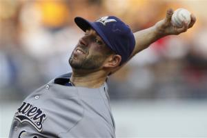 Brewers' Fiers limits Pirates in 6-5 win