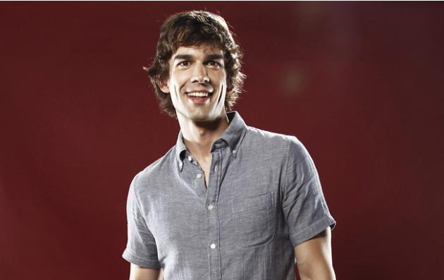 "FILE - In this July 21, 2011 file photo, actor Christopher Gorham poses for a portrait at the LMT Music Lodge during Comic Con in San Diego. Gorham plays a globe-trotting CIA agent on USA Network's ""C"