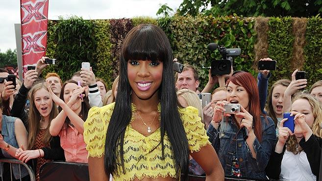 Kelly Rowland X FactorUK