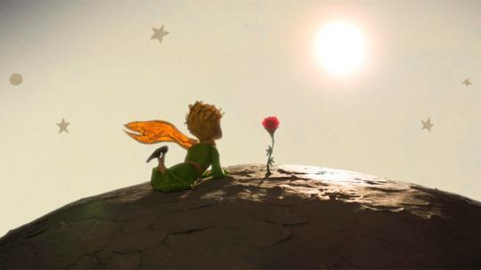 Review: Animated 'The Little Prince' is a Corny Version of the Classic Tale