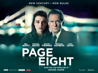 Christopher Walken, Helena Bonham Carter & More Join David Hare's 'Page Eight' Sequels