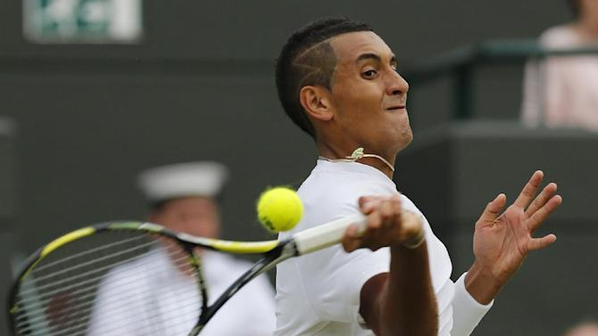 Teen who beat Nadal at Wimbledon out next week