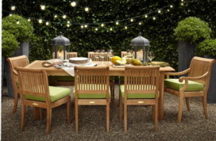 Chic backyard decor from Smith & Hawken at Target