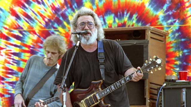Grateful Dead Frontman Jerry Garcia Would Have Turned 70 Today