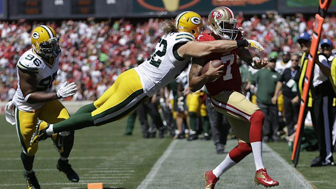 Packers LB Clay Matthews fined $15,000
