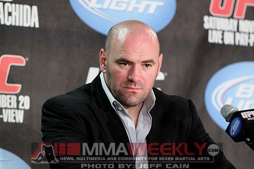Dana White 'Embarrassed' by UFC 149 Main Card, Praises Undercard Fighters