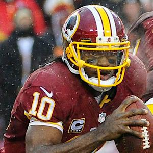 Should the Washington Redskins consider trading quarterback RGIII?