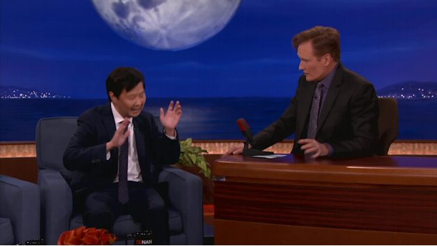 Ken Jeong Makes A Musical …
