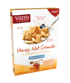 Van's Honey Nut Crunch