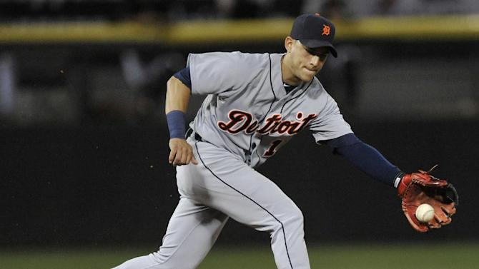 Tigers shortstop Jose Iglesias out 4 to 6 months