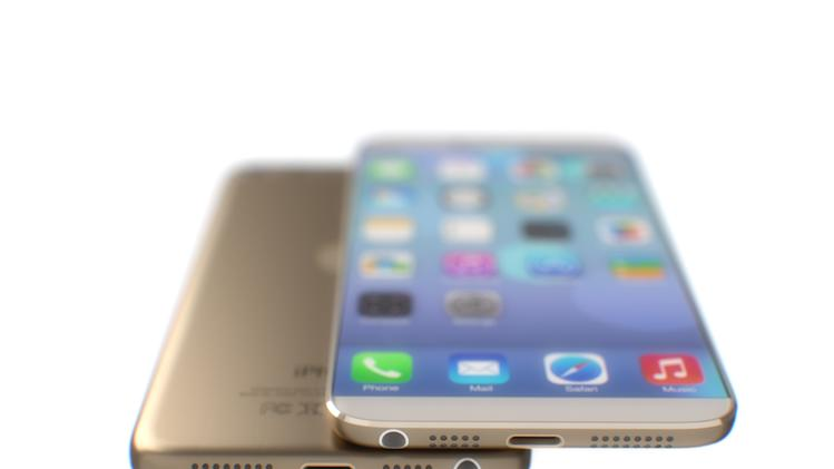 Everyone wants the iPhone 6 to have a bigger screen