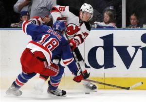 Devils-Rangers Preview