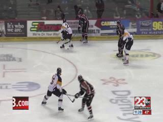 Condors in the middle of a five-games -in-six-days stretch