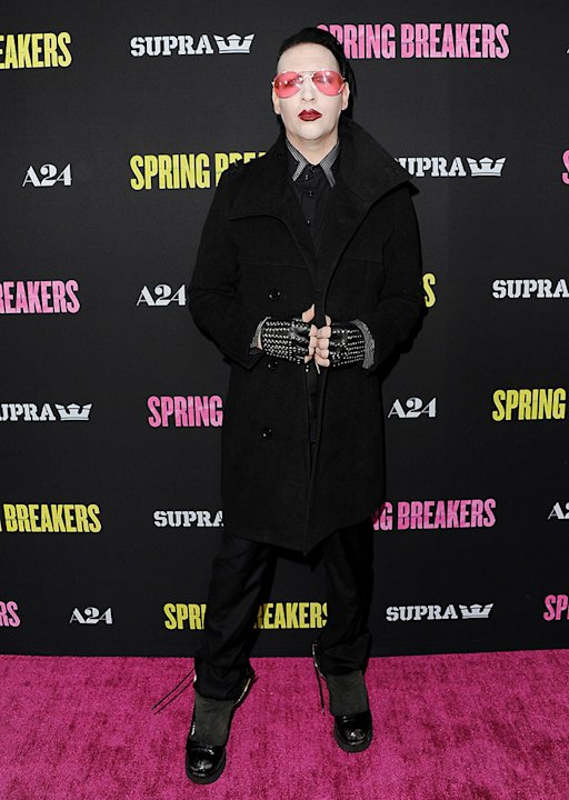Spring Breakers Premiere