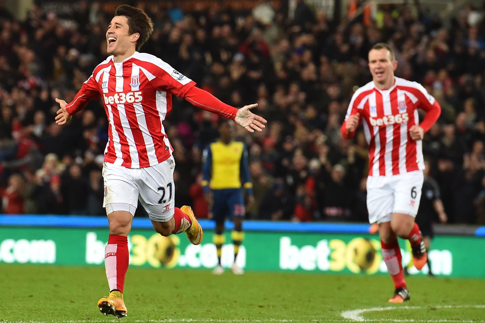 Stoke condemn Everton to back-to-back defeats