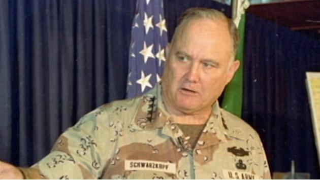 Retired Gen. Norman Schwarzkopf Dead at 78