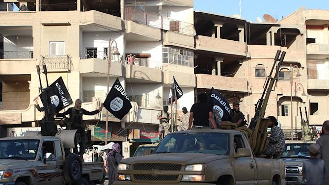 Islamic State militants have seized swathes of territory in Syria and Iraq